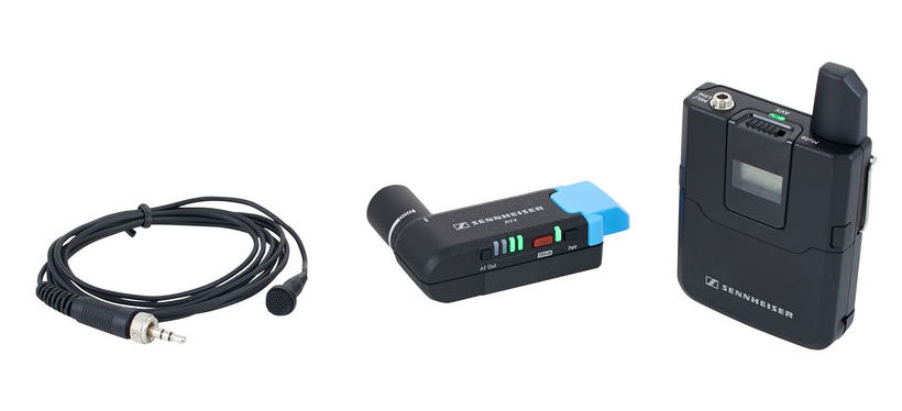 SENNHEISER AVX ME2 (AVX-ME2) Camera-Mountable Lavalier Wireless Set