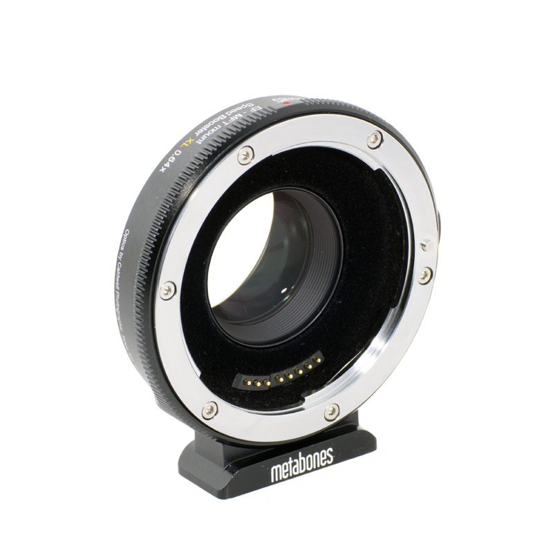 METABONES SPEED BOOSTER  XL 0.64X  ADAPTER CANON EF TO MFT