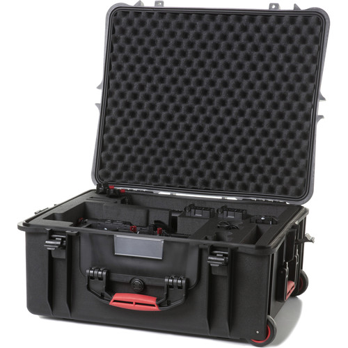 HPRC 2700 (ROM2700W-01) WHEELED HARD CASE WITH FOAM INTERIOR For DJI RONIN-M