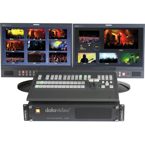 Datavideo SE-2800 Video Switcher cu pana la 12 intrari SDI / HDMI / sau CV