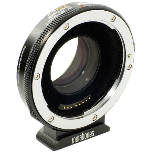 Metabones T Speed Booster Ultra 0.71x Adapter for Canon Full-Frame EF-Mount Lens to Micro Four Third