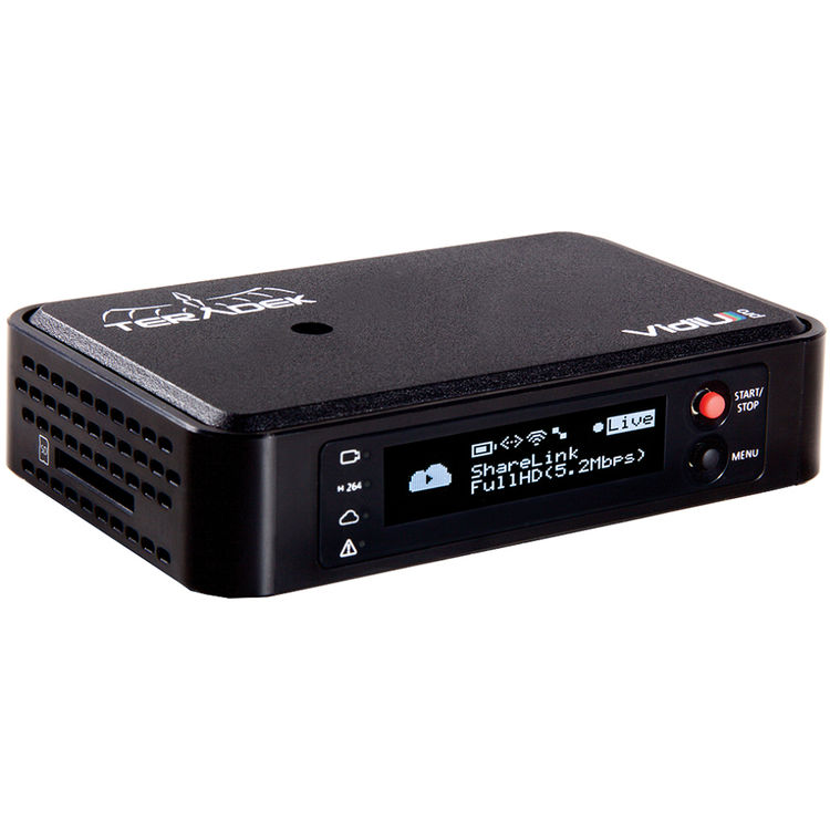 Teradek VidiU Pro Live Streaming Encoder