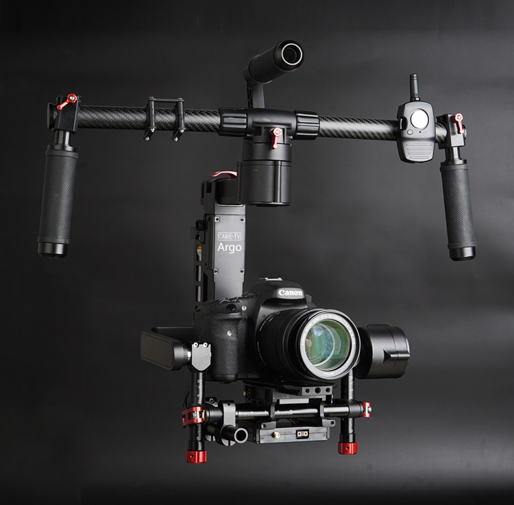 CAME-TV ARGO 3 Axis Gimbal Camera 32bit Boards With Encoders