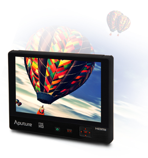 APUTURE VS-1 FineHD On-Location 7inch MONITOR