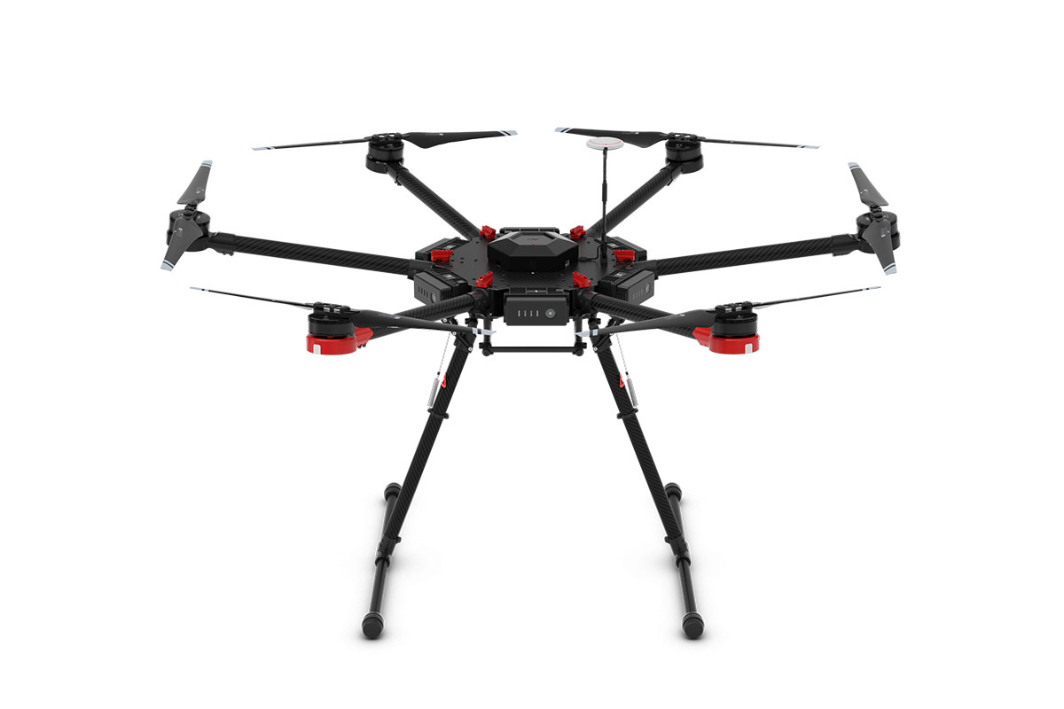 DJI Matrice 600 (M600) Hexacopter