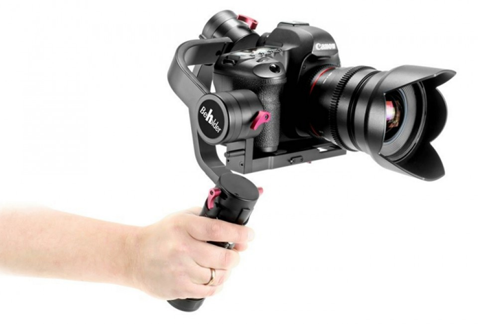 BEHOLDER DS1 ( DS-1 ) HANDHELD GIMBAL For DSLR and Mirrorless ( 1.7 Kg )