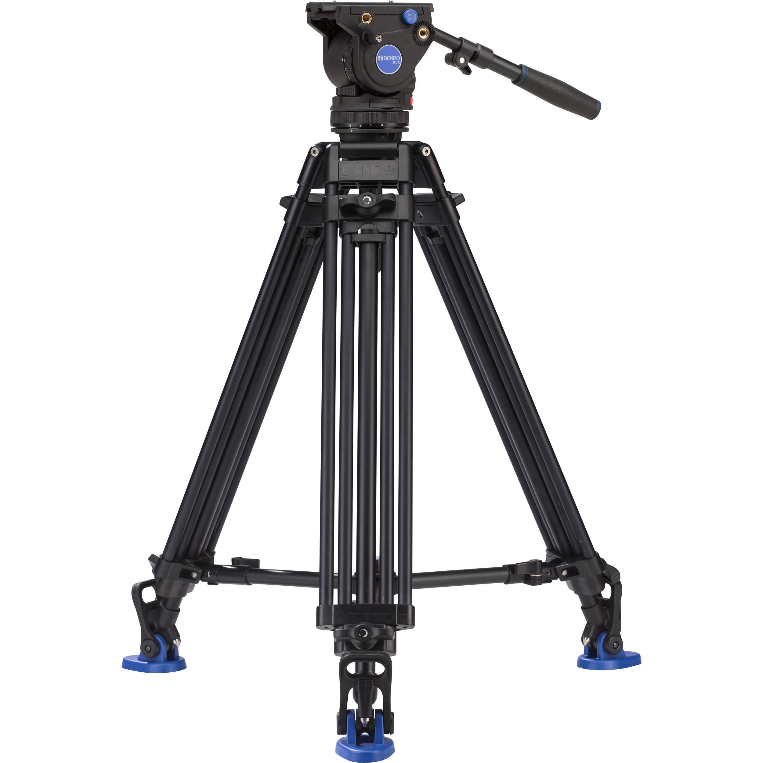BENRO BV6 PRO VIDEO TRIPOD KIT (6 KG)
