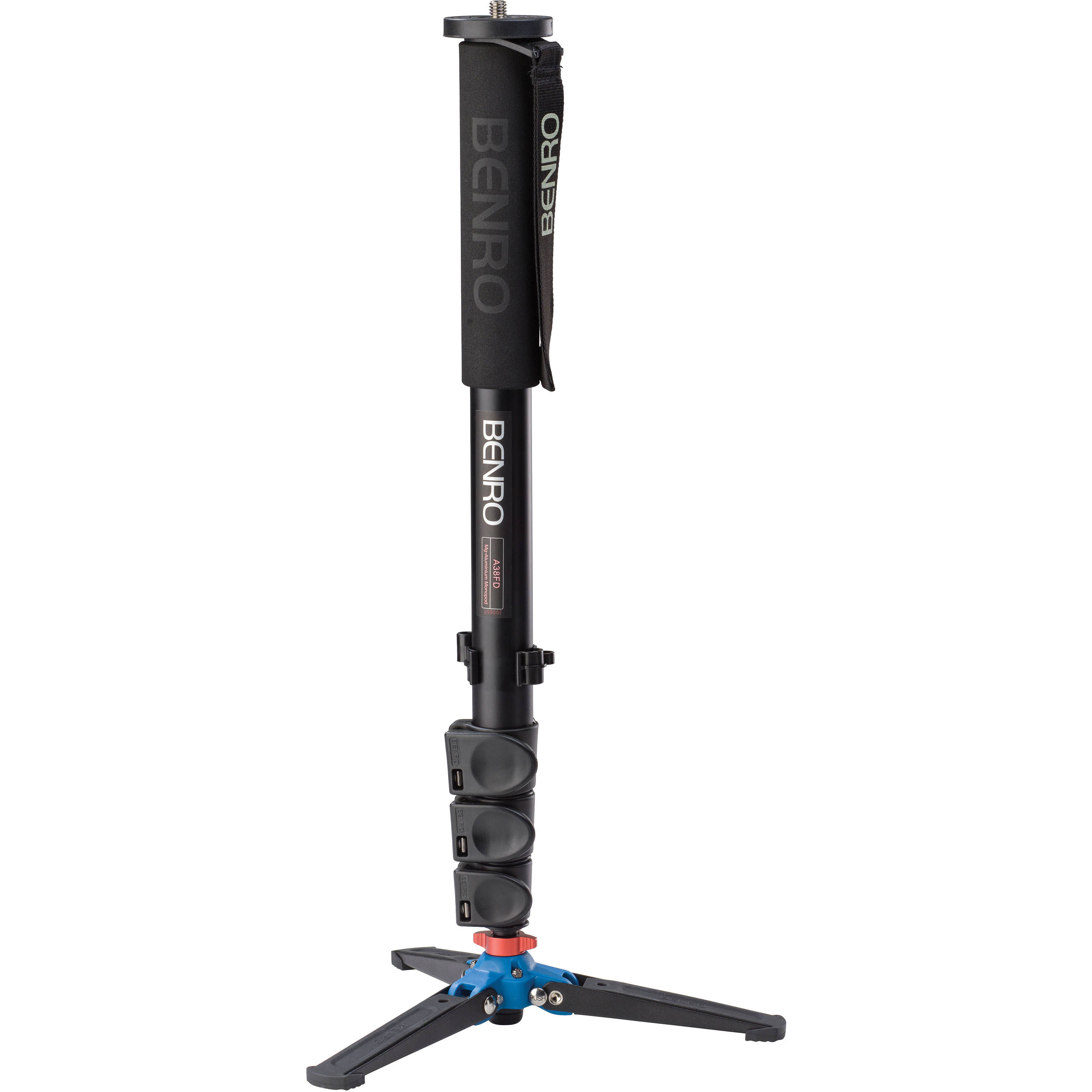 BENRO A38FD Monopied Video Alumininiu 18Kg