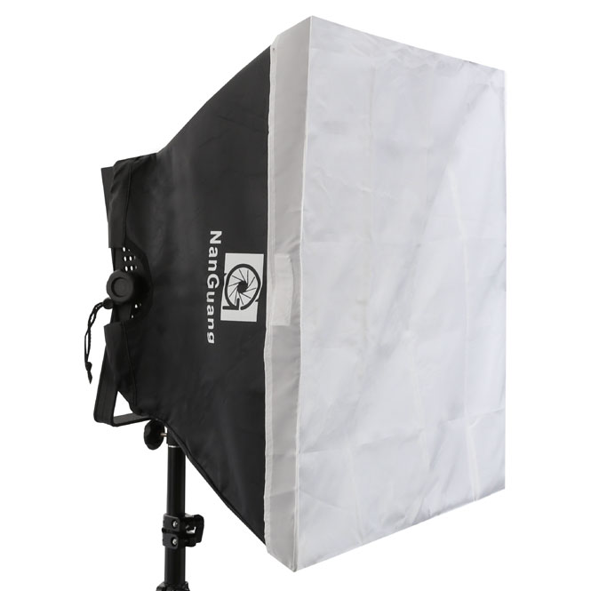 NANGUANG SOFTBOX 60 X 60 CM For CN-600 LED PANEL