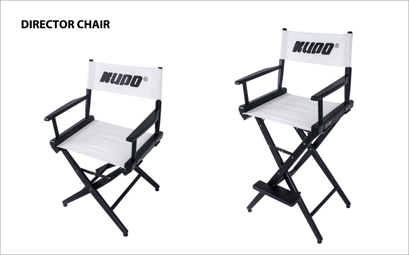 Kupo KDC-2346 BAR HEIGHT DIRECTOR CHAIR
