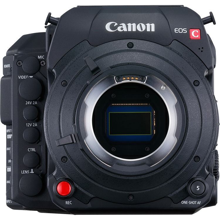 CANON EOS C700 GS PL ( GSPL ) Cinema Camera 4.5K
