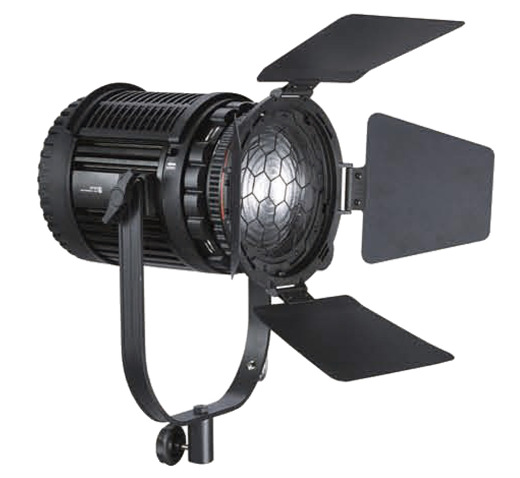 NANGUANG (NANLITE) CN-100F WI-FI PROFESSIONAL FRESNEL LED SPOT LIGHT