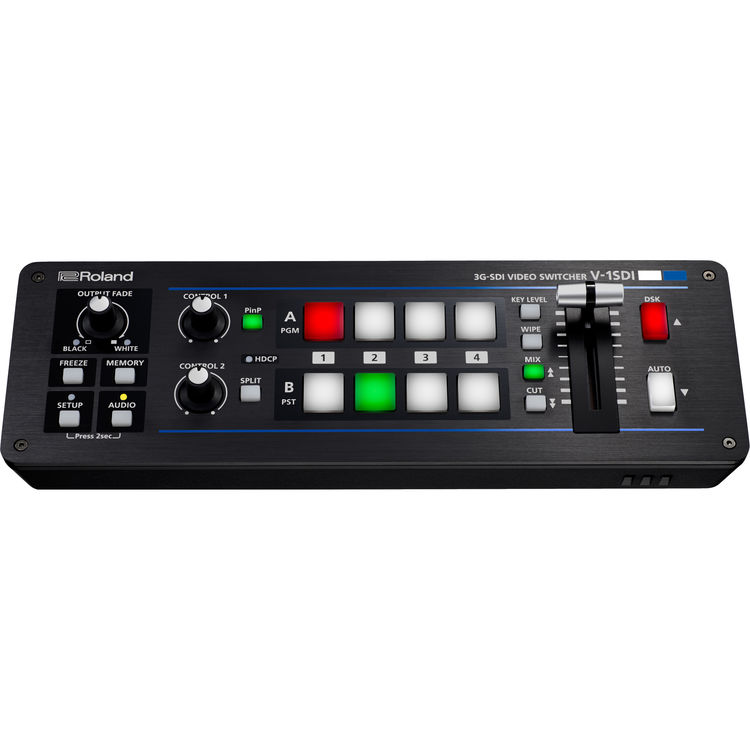 ROLAND V-1SDI (V1SDI) 4-Channel HD VIDEO SWITCHER