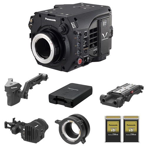 PANASONIC VARICAM LT ULTRA CINEMA PACKAGE