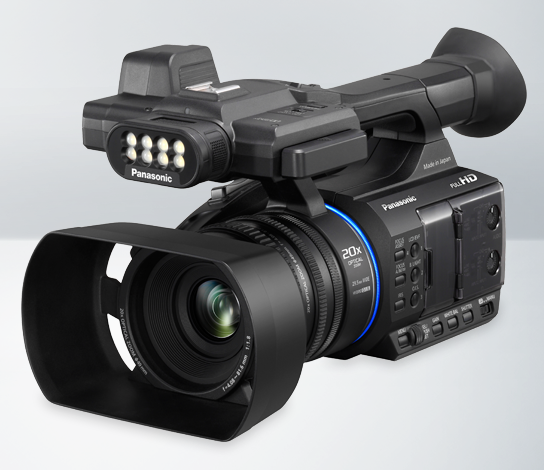PANASONIC AG-AC30 FULL HD PROSUMER HANDHELD CAMCORDER