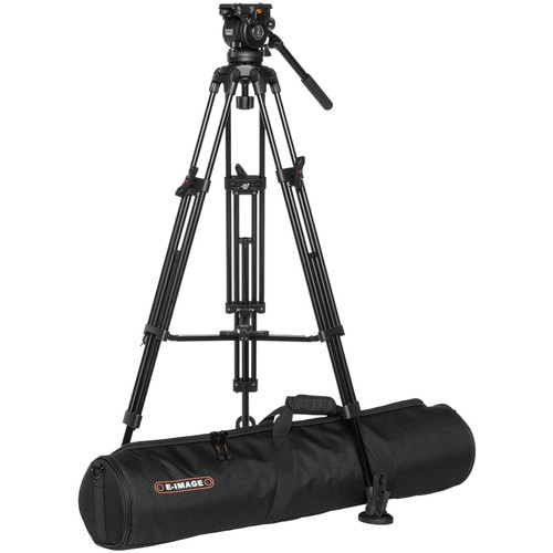 NT-660 / EG05A2 ALUMINIUM PROFESSIONAL VIDEO TRIPOD 8KG
