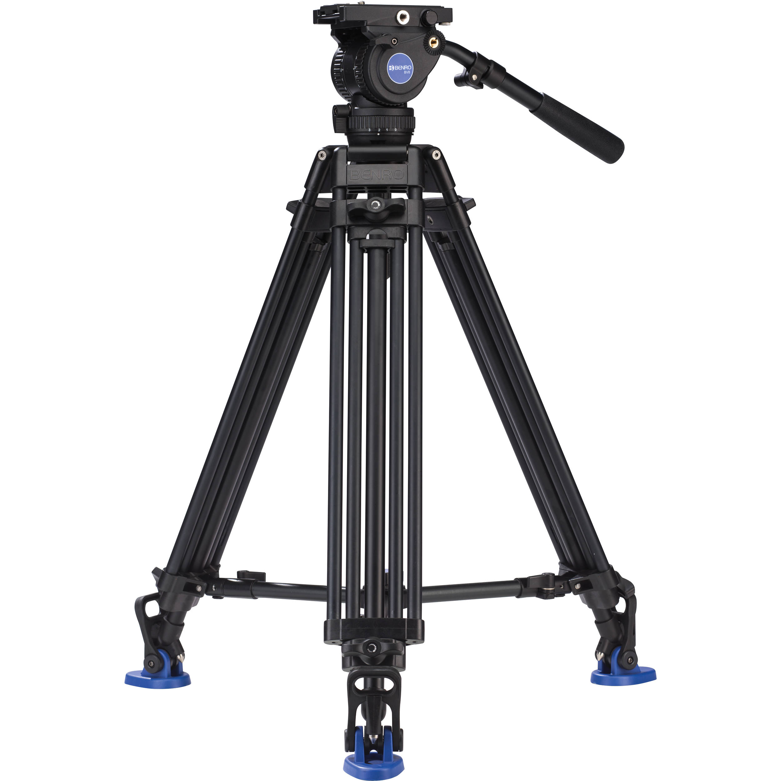 BENRO BV8  PROFESSIONAL VIDEO TRIPOD KIT