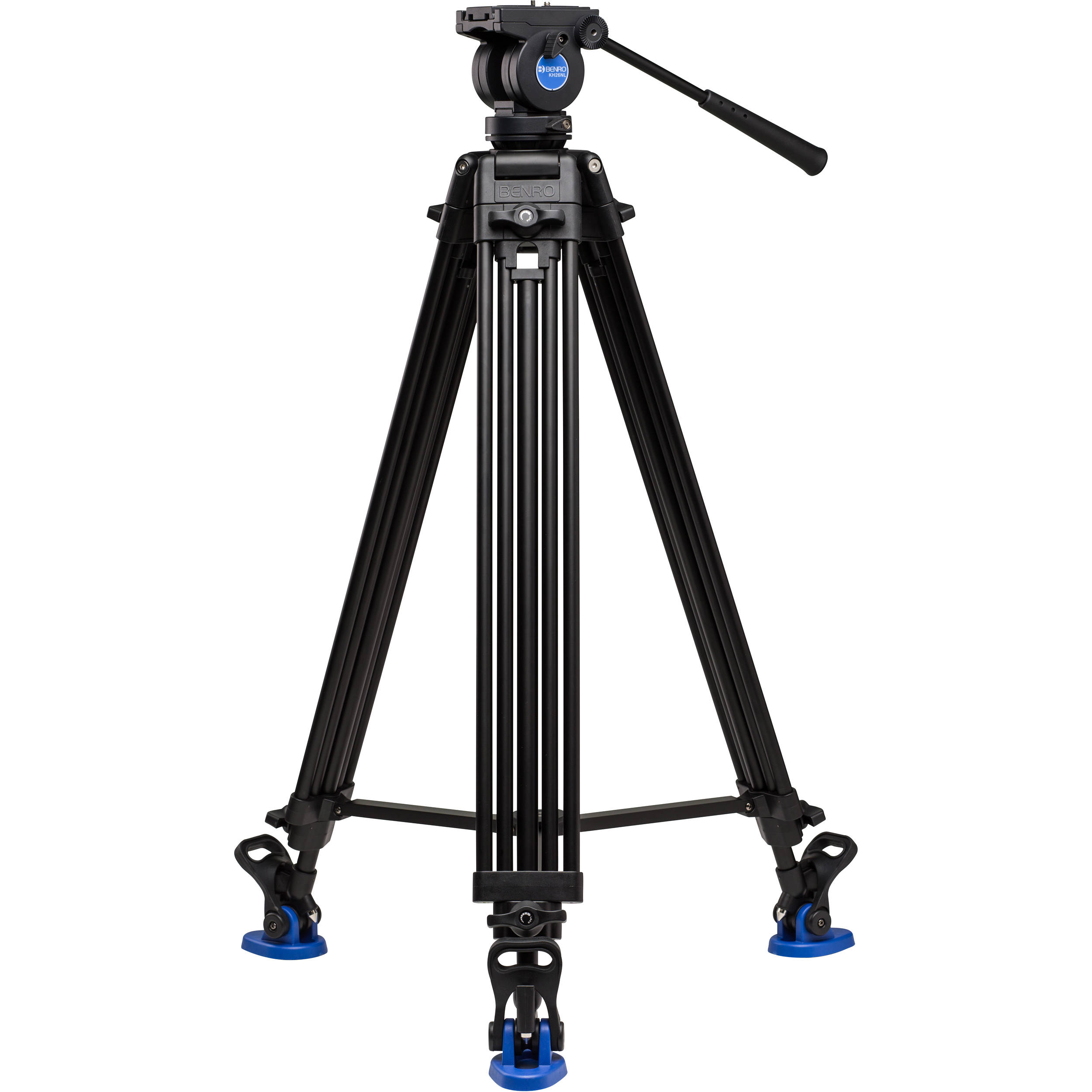 BENRO KH26NL VIDEO TREPIED KIT FLUID HEAD 182 CM