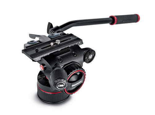 MANFROTTO NITROTECH MVHN8AH VIDEO FLUID HEAD