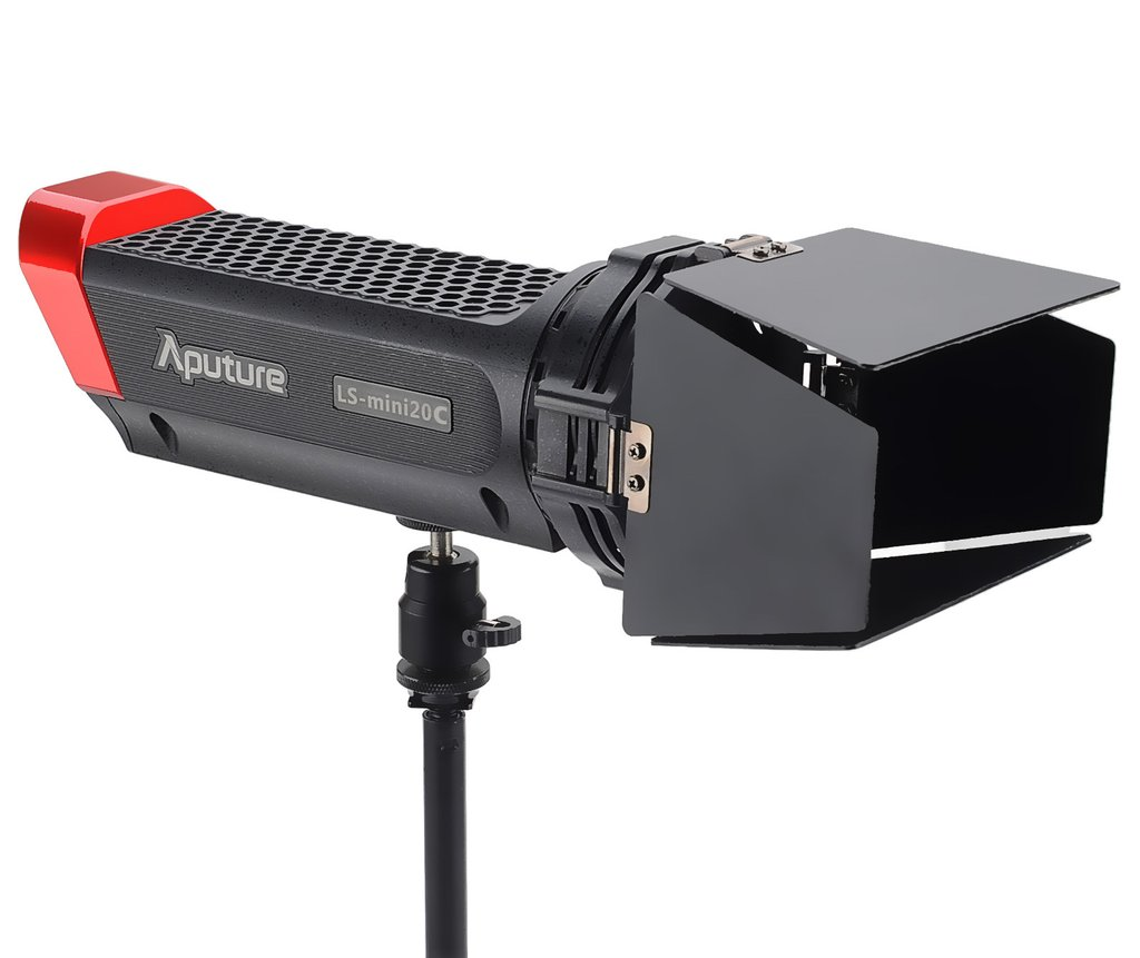 APUTURE LS-MINI20C BICOLOR FRESNEL LIGHT