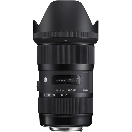 SIGMA 18-35mm f/1.8 DC HSM ART - CANON