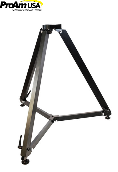 ProAm USA 100mm SUPER HEAVY DUTY TRIPOD / CRANE STAND 140KG + BAG
