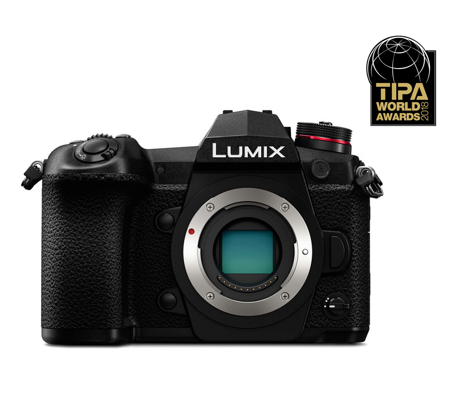 PANASONIC LUMIX DC-G9 MIRRORLESS BODY