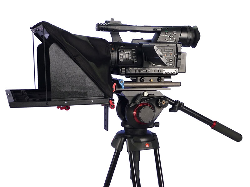 SH TELEPROMPTER 17 INCH Kit Camera Mount System
