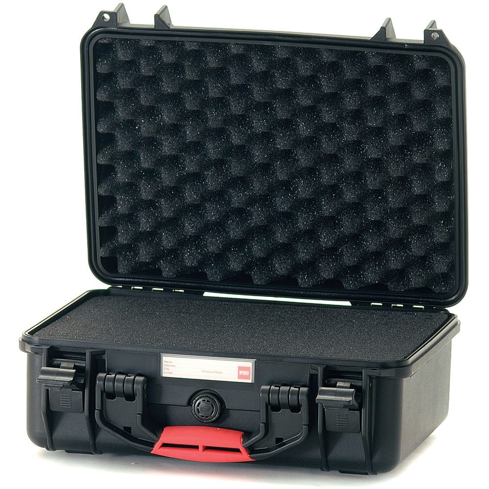 HPRC 2400 HARD CASE WITH WITH CUBED FOAM INTERIOR