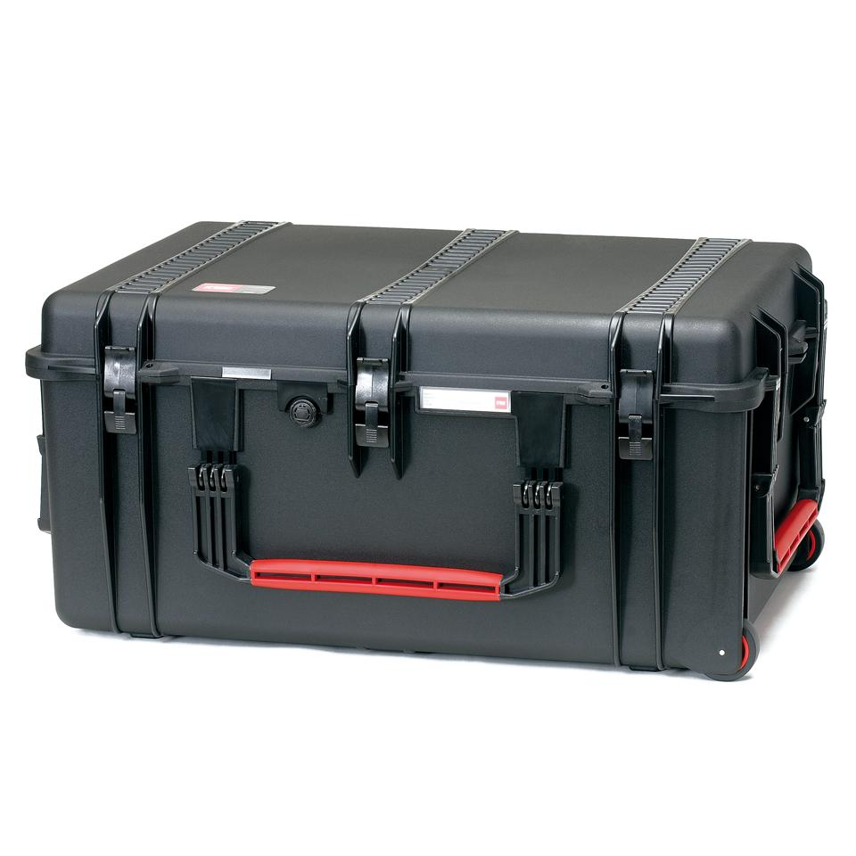 HPRC 2780W Wheeled Hard Case with empty interior (Black)