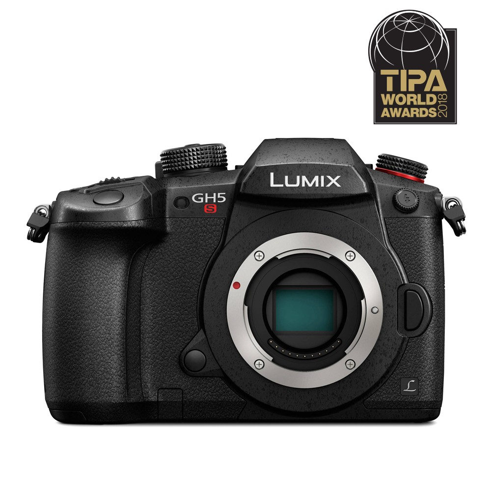 PANASONIC LUMIX DC-GH5S (GH5S) MIRRORLESS MFT CAMERA BODY