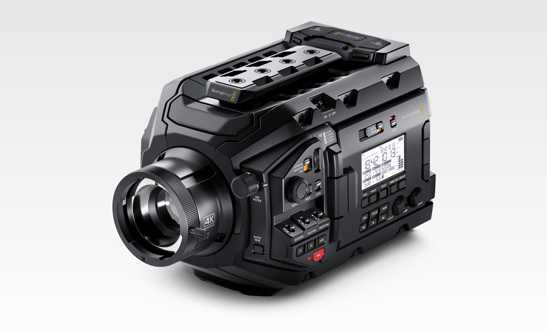 Blackmagic URSA BROADCAST CAMERA B4 MOUNT