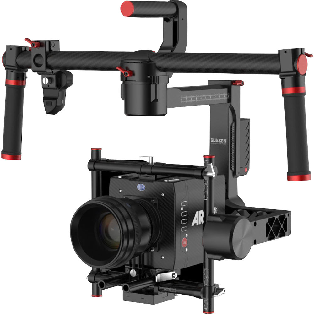 Moza PRO Gimbal Stabilizer (10 kg Payload)