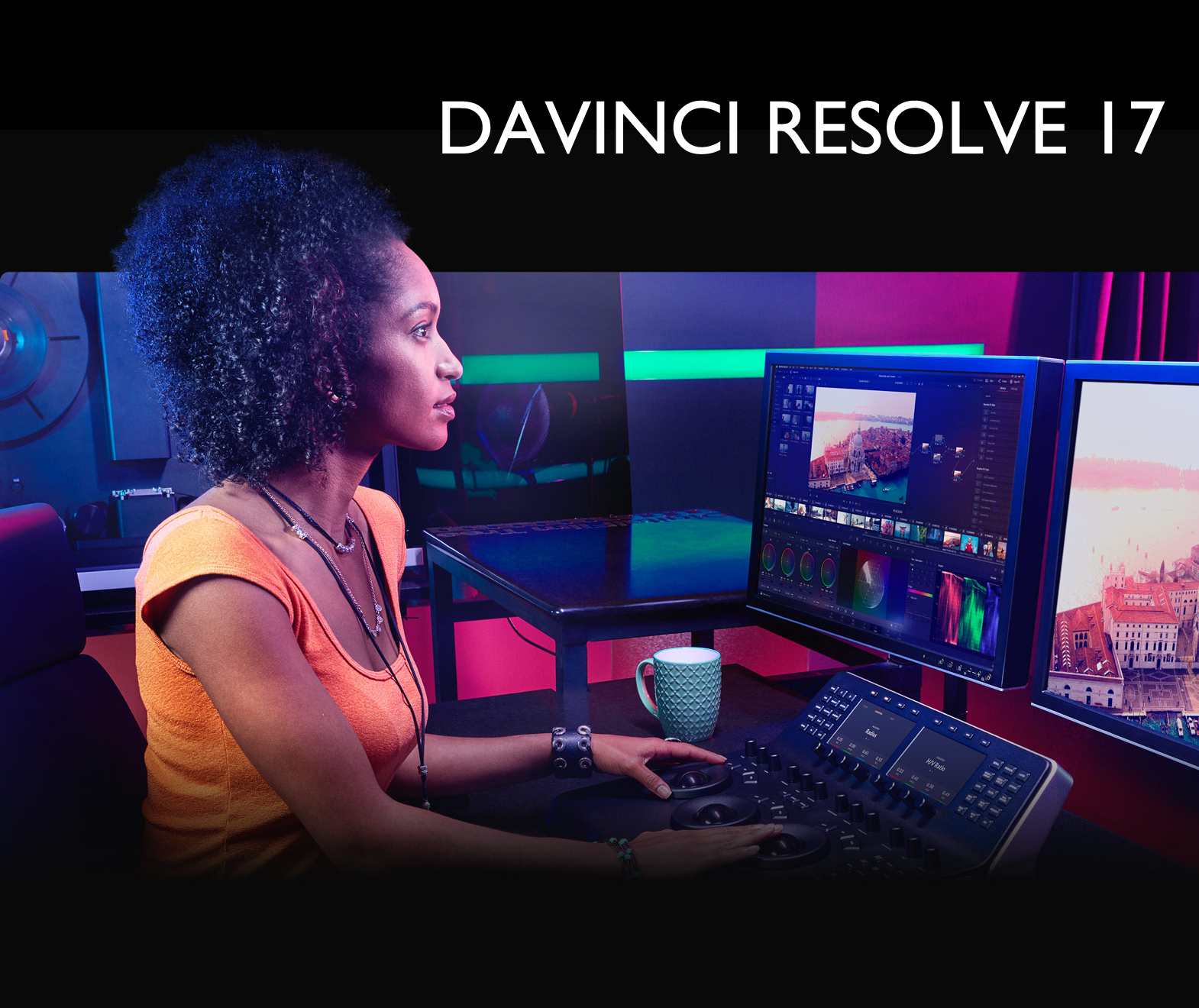 Blackmagic Design DaVinci Resolve 17 Studio (Activation Card)