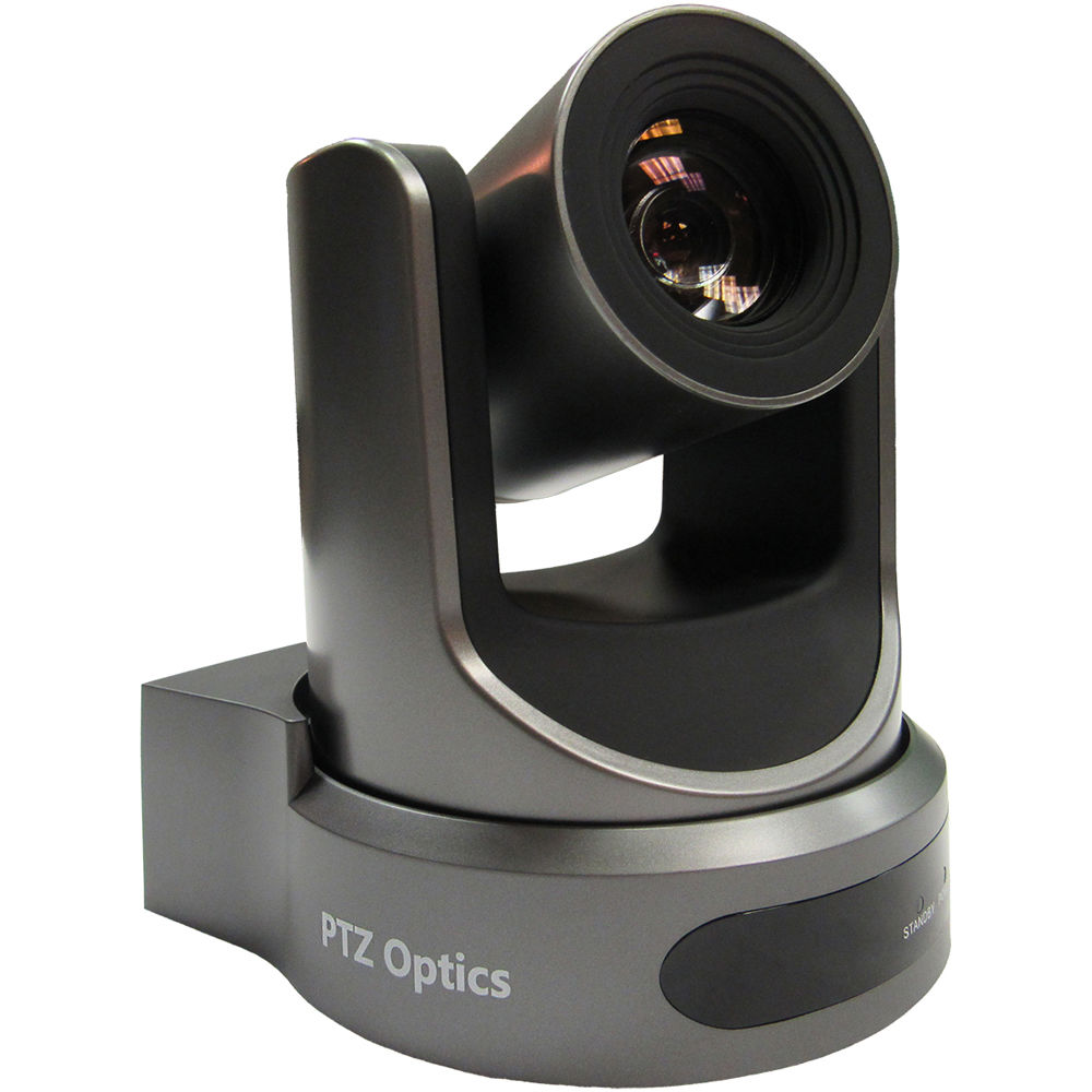 PTZOptics 20x Network Device Interface Camera
