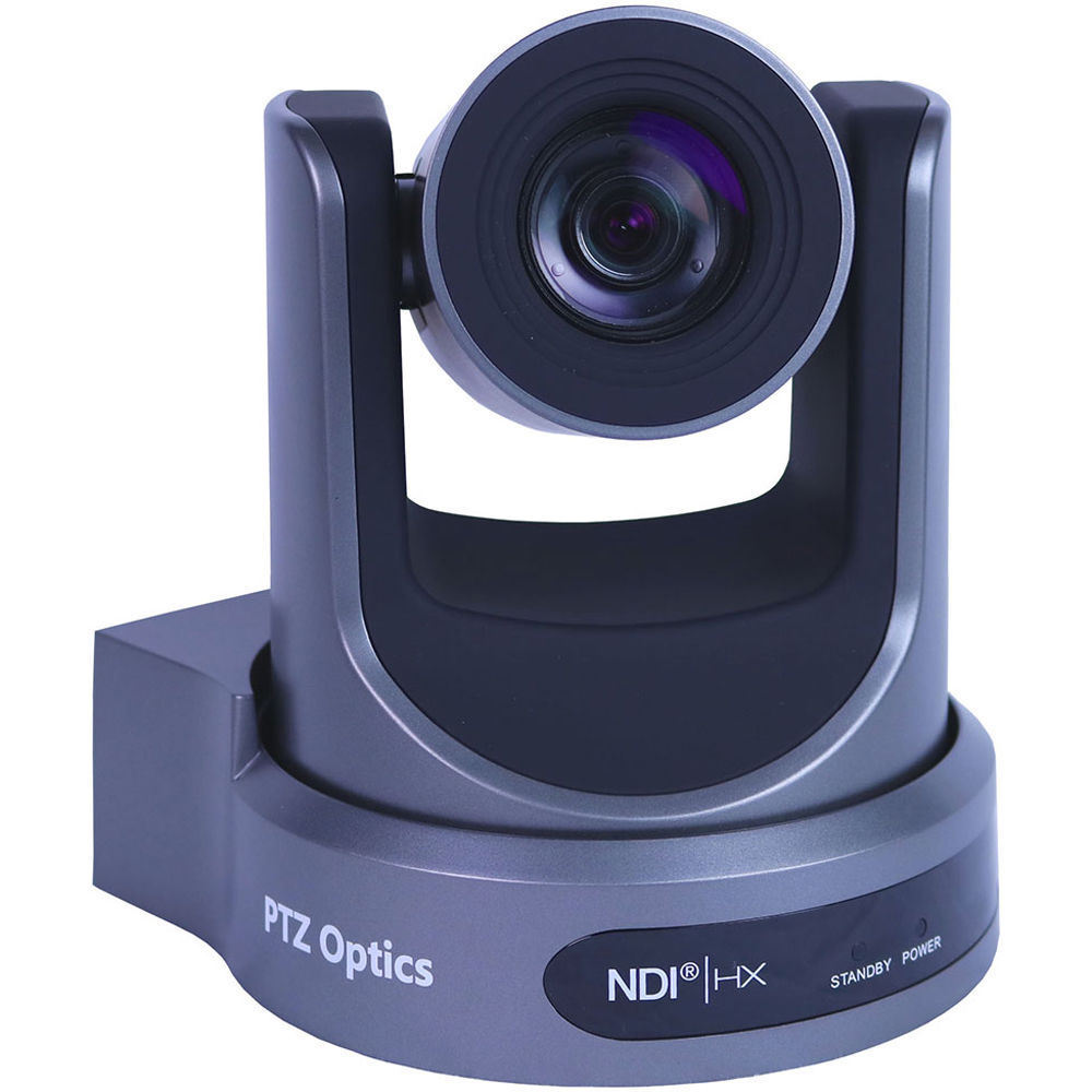 PTZOptics 30x Network Device Interface Camera