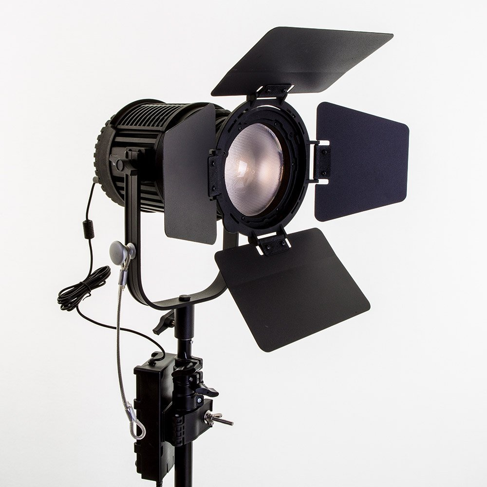 NanGuang (NANLITE) CN-60FC Bi-Color LED Fresnel