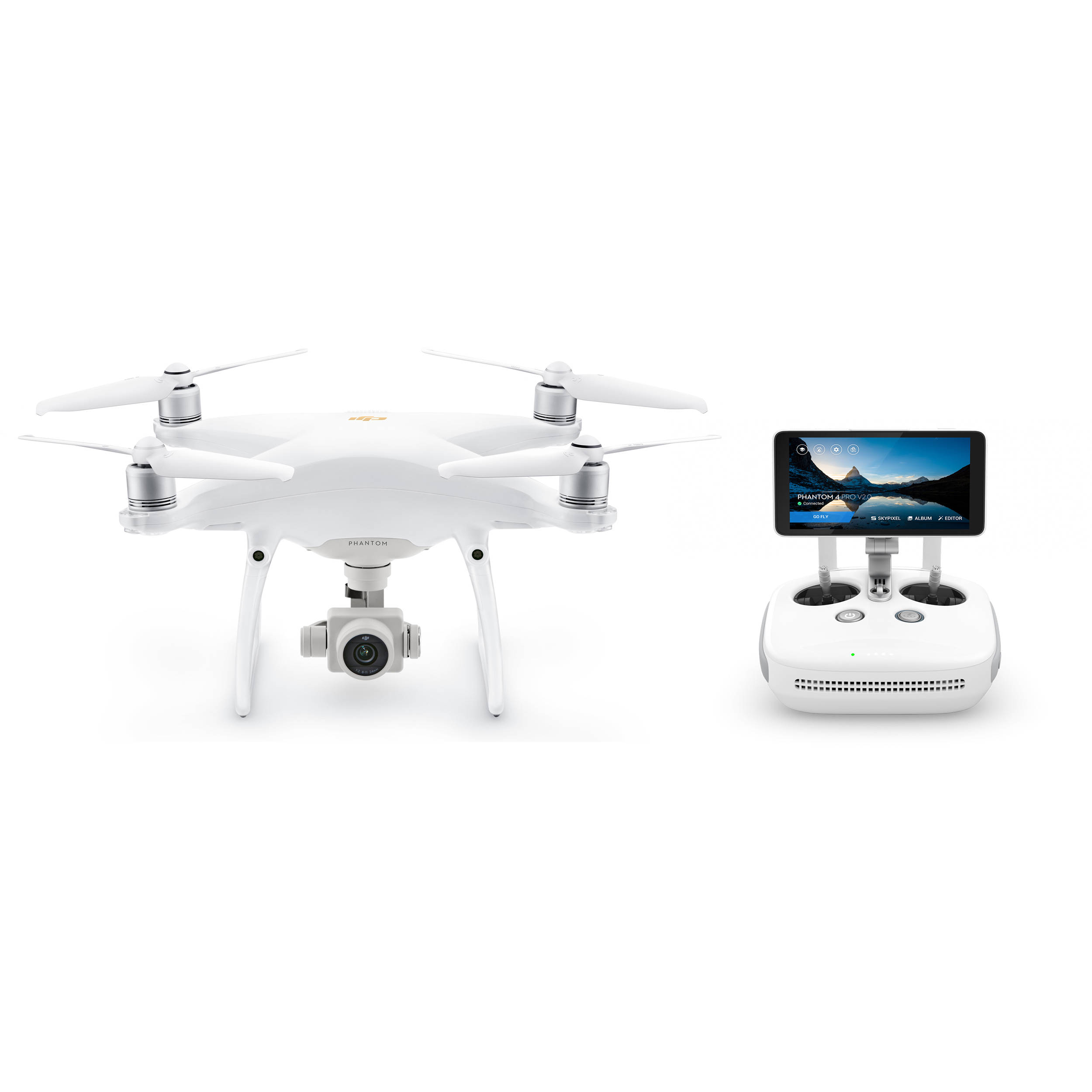 DJI Phantom 4 Pro+ V2.0 (with 5.5 inch display included)