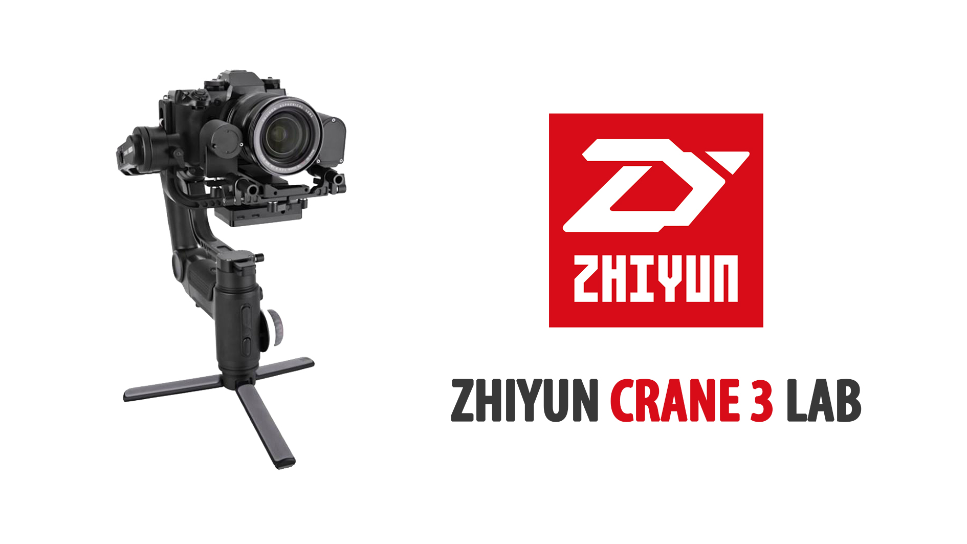 Zhiyun-Tech Crane 3 LAB 4.5 KG / Streaming Pro Gimbal