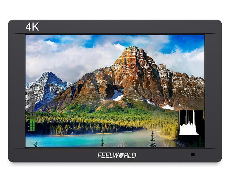 FeelWorld FW703 7 inch IPS 3G-SDI 4K HDMI On-Camera Monitor