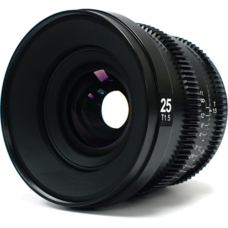 SLR Magic MicroPrime Cine 25mm T1.5 (E-Mount)