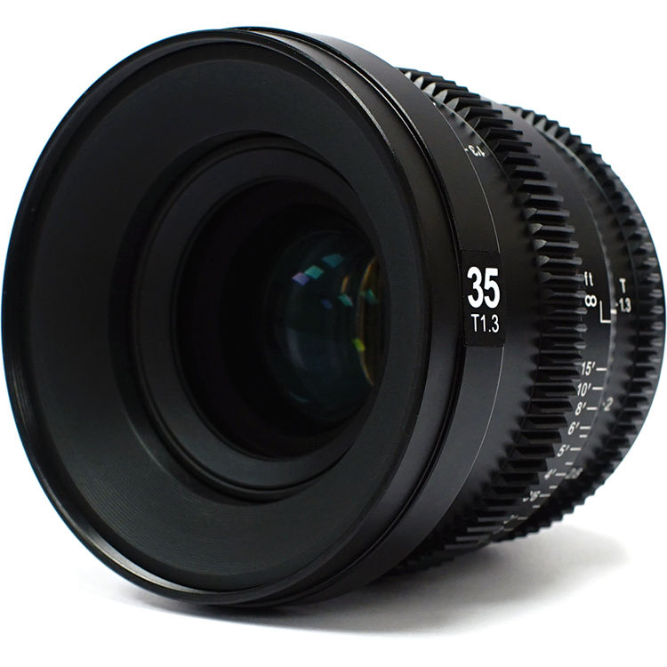 SLR Magic MicroPrime Cine 35mm T1.3 (E-Mount)