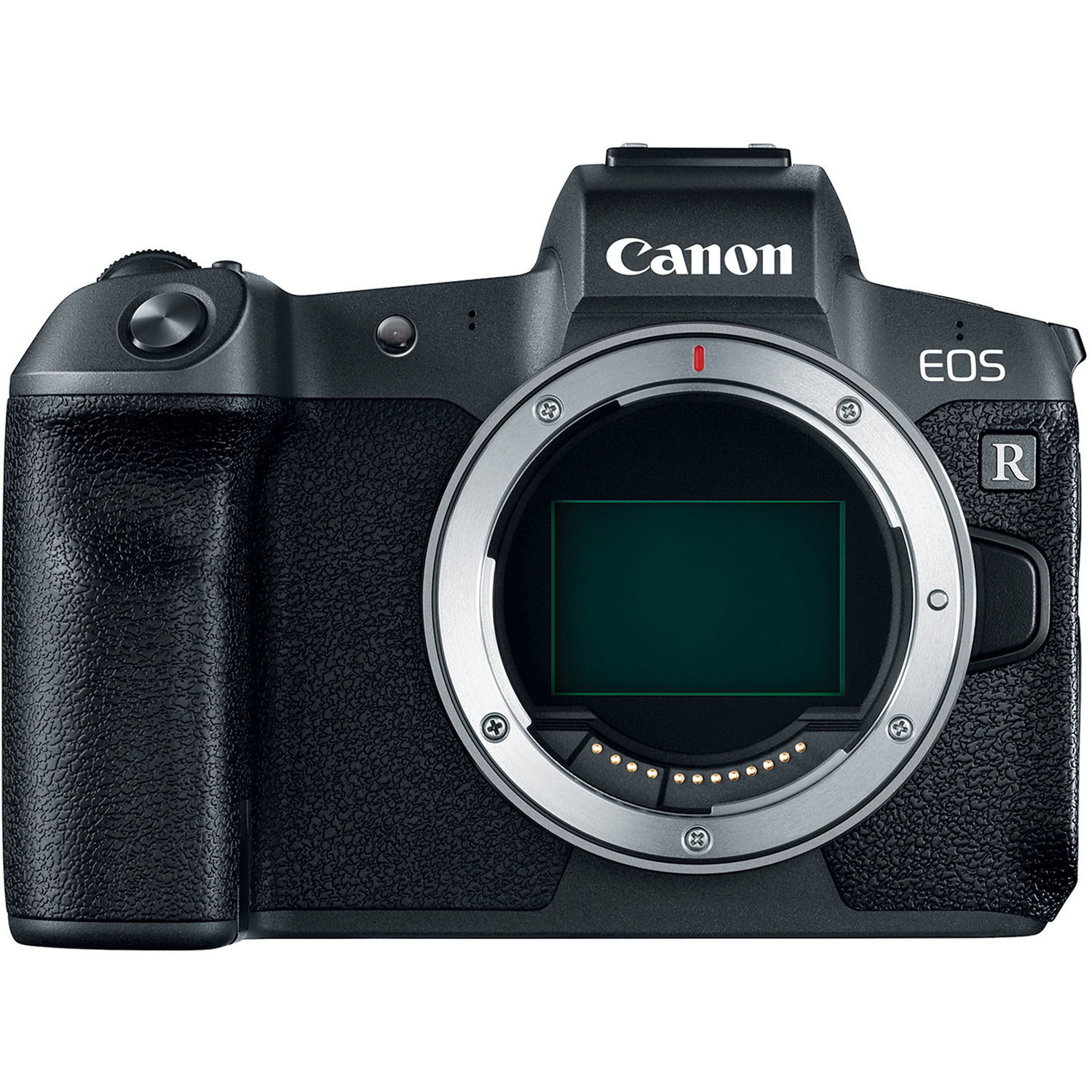 Canon EOS R Mirrorless Digital Camera (Body Only) + Adapter EF-EOS