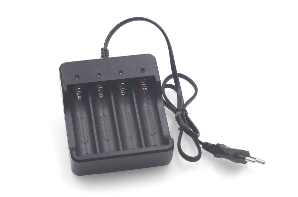 Digital Power Charger for 18650 batteries