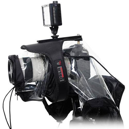 PETROL PD515 RAIN COVER For HD-DSLR CAMERAS / BLACKMAGIC CINEMA CAMERA
