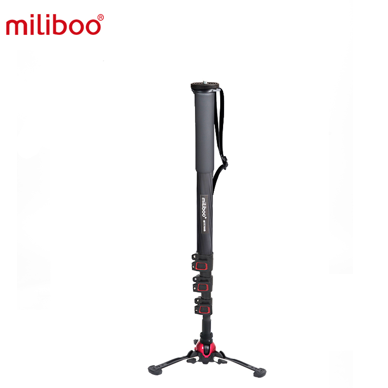 Miliboo MTT705BSWH professional photographic carbon fiber monopod