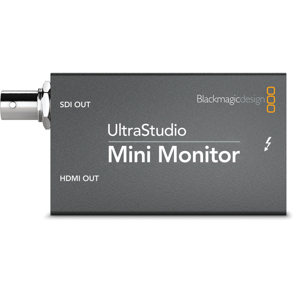 DEMO - Blackmagic UltraStudio Mini Monitor Playback Device (BM-BDLKULSDZMINMON)
