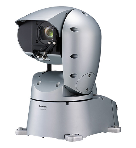 Panasonic AW-HR140 Full HD Integrated Outdoor Remote PTZ Camera