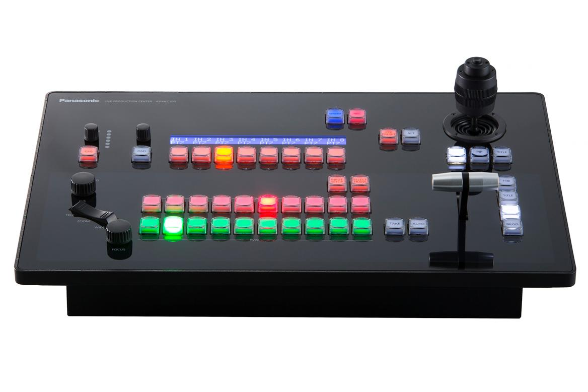 Panasonic AV-HLC100 Live Production Center Streaming Switcher