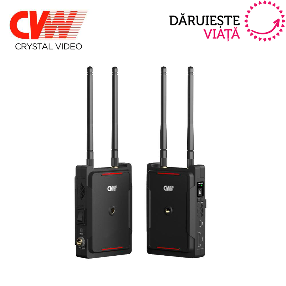 CVW Crystal Video Swift 800 Wireless HDMI Video Transmission